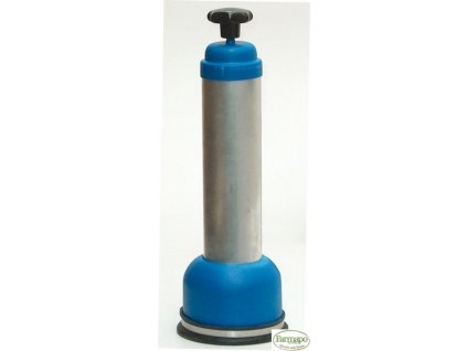 Resuscitační pumpa vhodná pro telata a hříbata
