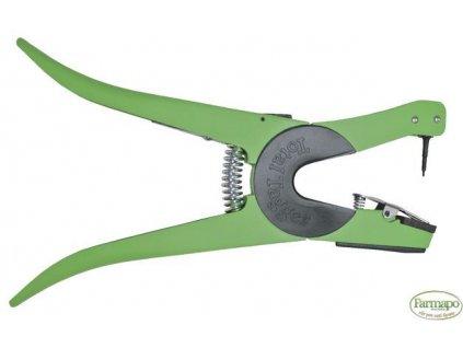 Aplikační kleště ALLFLEX TOTAL TAGGER na plastové a elektronické ušní známky