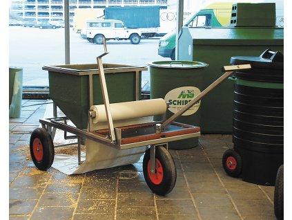H023P0213 vozík kuřata