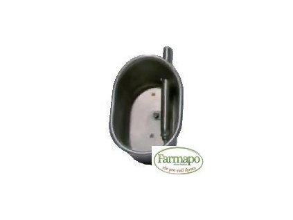 Napáječka misková NR pro výkrm, š.19 v. 27 hl. 11 cm