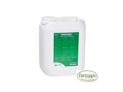Demineralizovaná voda 5 l