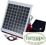 Solární panel pro bateriové zdroje OLLI 30B a 70B