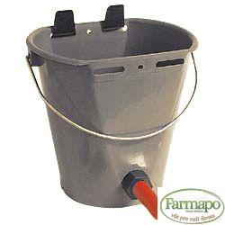 Napájecí kbelík plastový