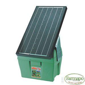 Solární modul, 15 W, vidlice