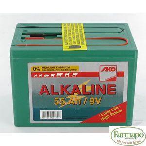 AKO-Baterie 55Ah Alkaline
