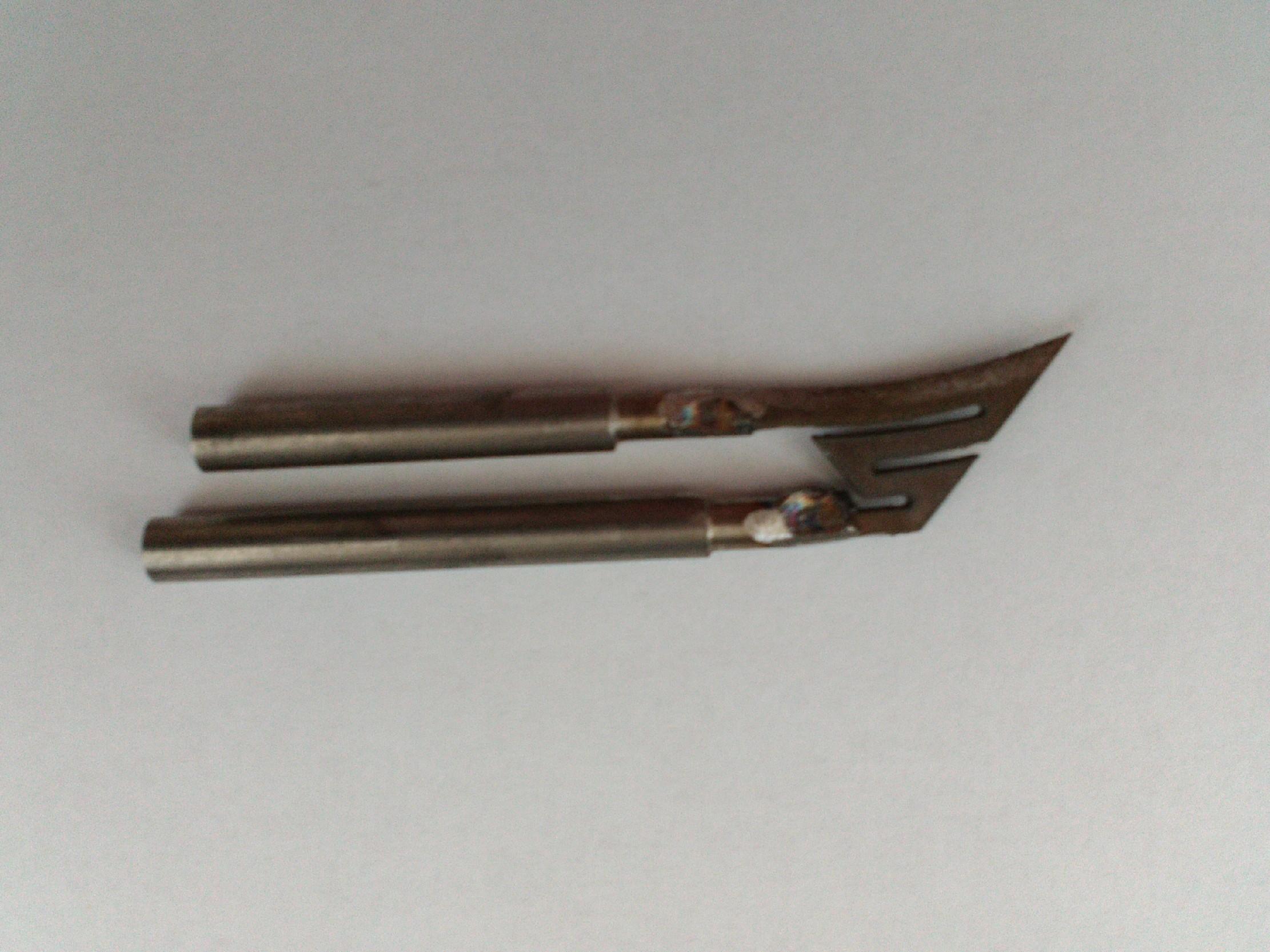 Náhradní nůž k bateriovému kauteru