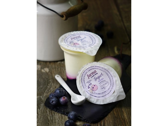 Jogurt ovocný 150 g
