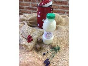 Kravské kefírové mléko sametové chuti, 500 ml