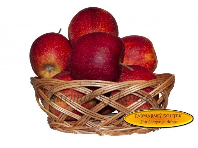 Oválná miska na ovoce a pečivo