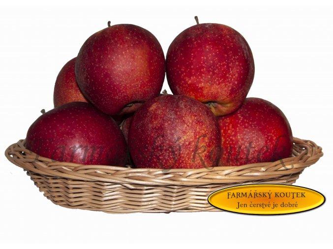 Proutěná oválná miska na ovoce a pečivo
