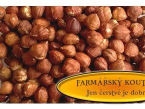 Lískové ořechy loupané 3