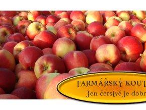 Jablka Red Prince