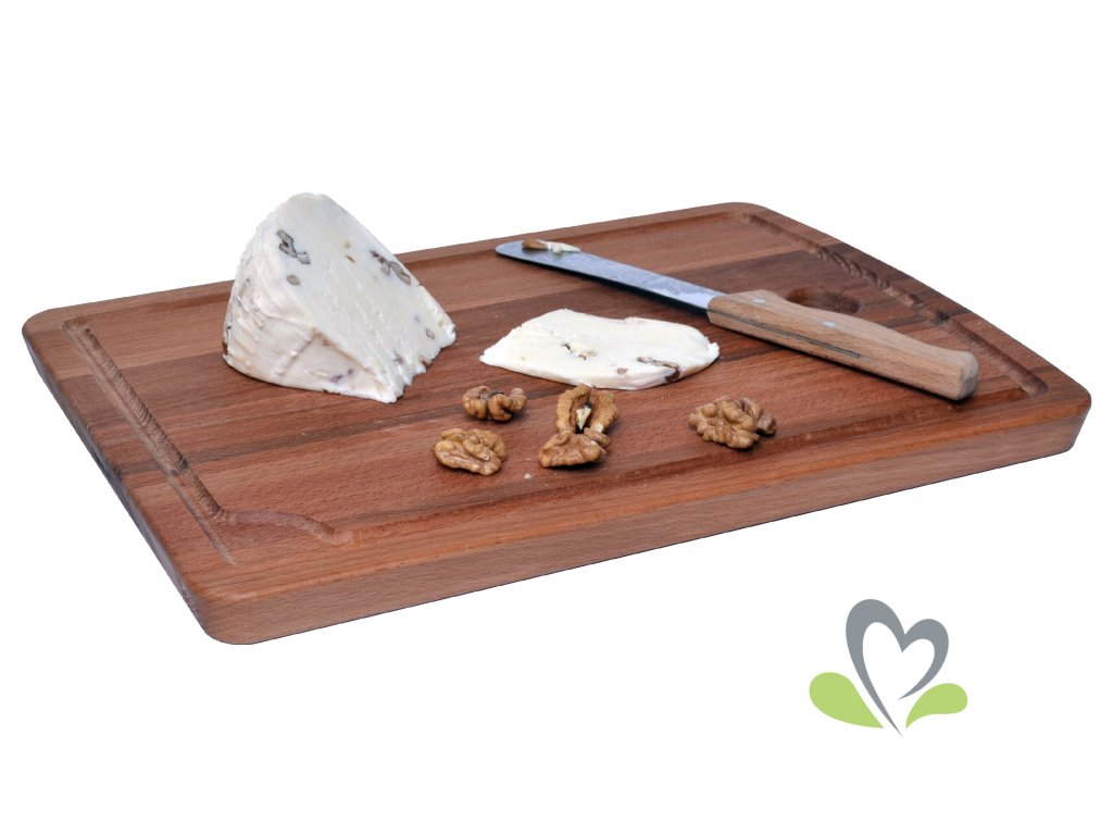 Čerstvý sýr - OŘECHOVÝ - cca 200 g