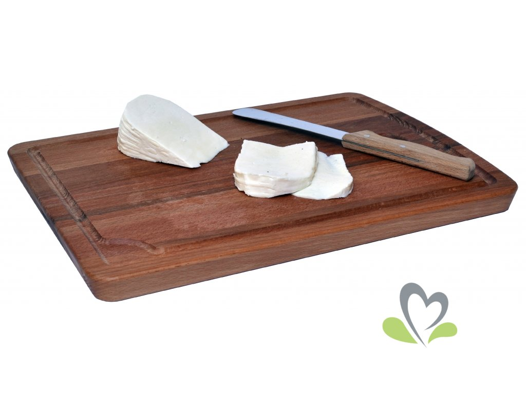 Čerstvý sýr - PŘÍRODNÍ SLANÝ - cca 200 g