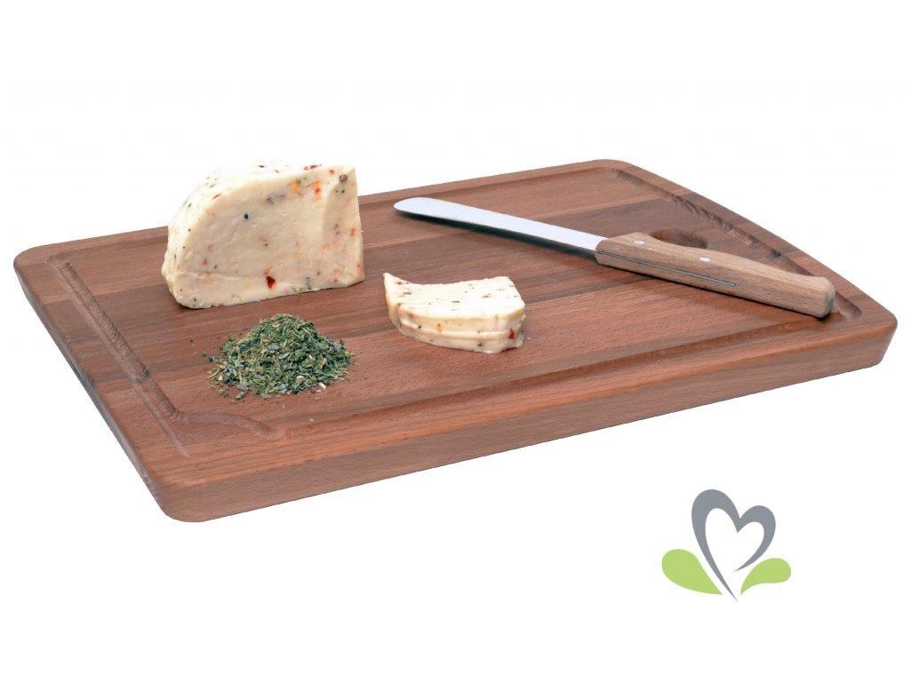 Čerstvý sýr - PIKANTNÍ - cca 200 g