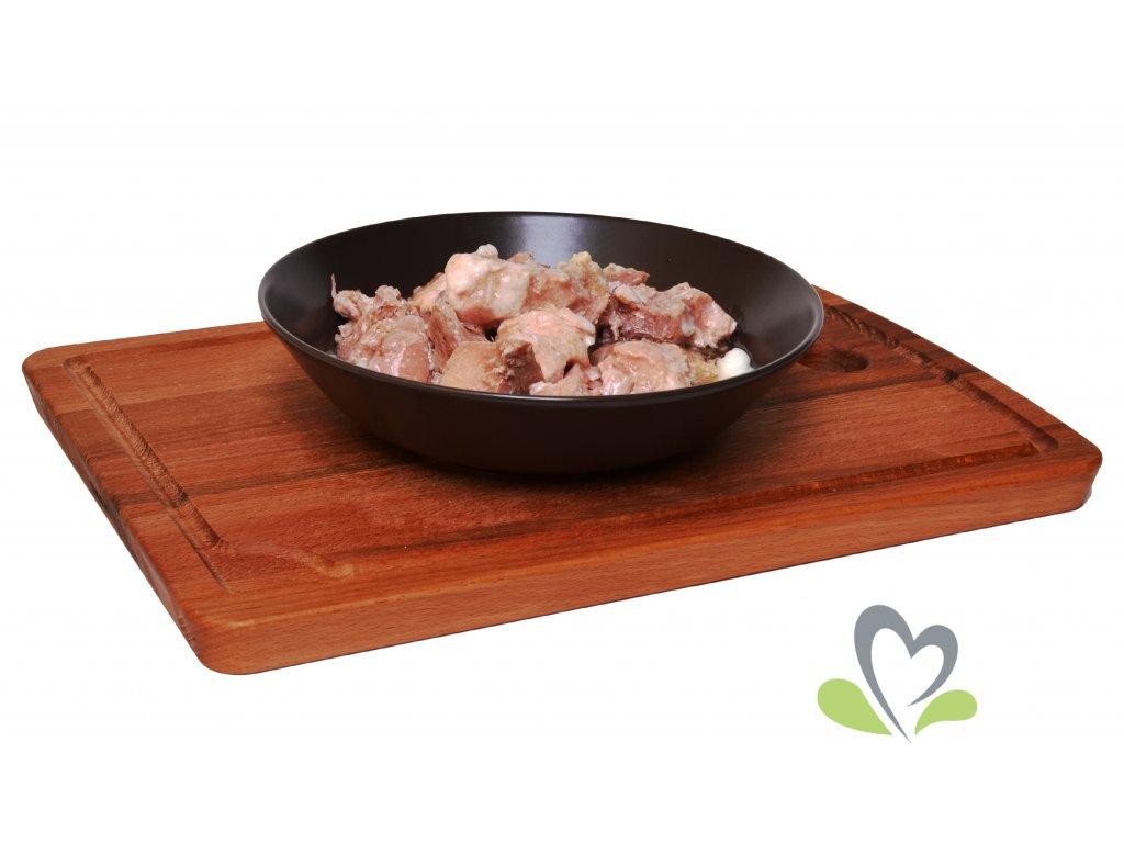 Vepřové maso ve vlastní šťávě - 330 g - malé