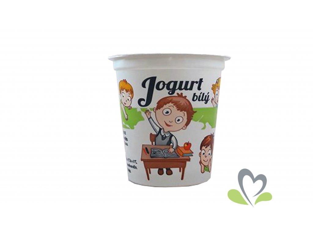 jogurt bily
