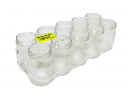 VETROPACK Zavařovací sklenice 377 ml,10ks