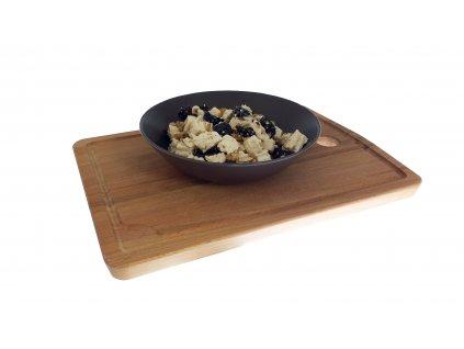 nakladany syr orechem a svestkama