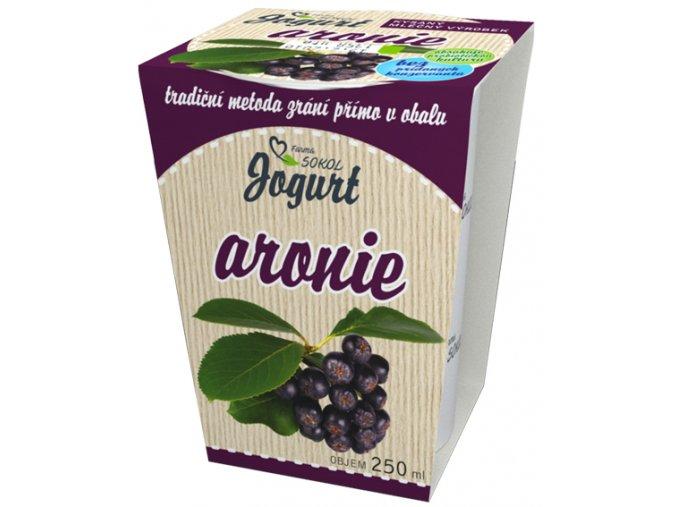 jogurt aronie