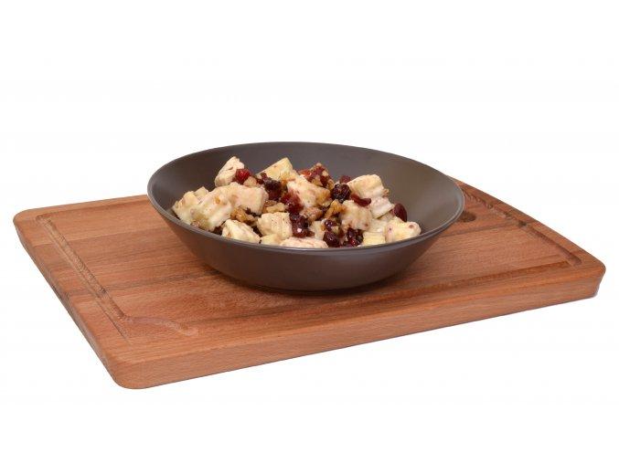 Nakládaný sýr - 305 g - vlašské ořechy a brusinka