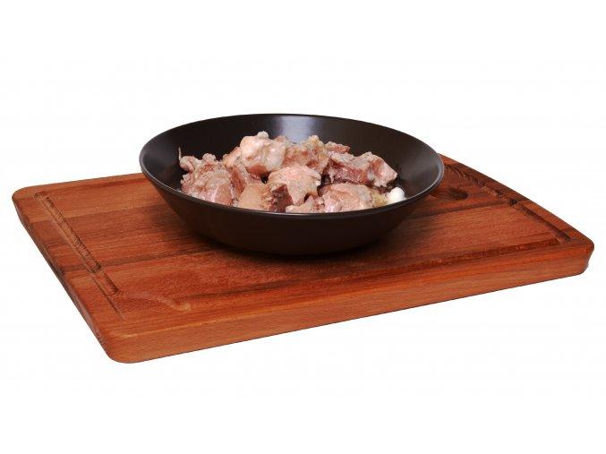 Vepřové maso ve vlastní šťávě - 500 g - VELKÉ