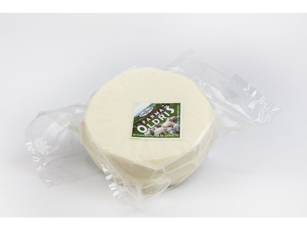 Kozí ovčí sýr