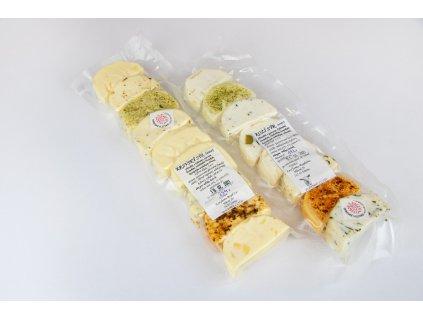Kravský sýr čerstvý pásky cca 200g