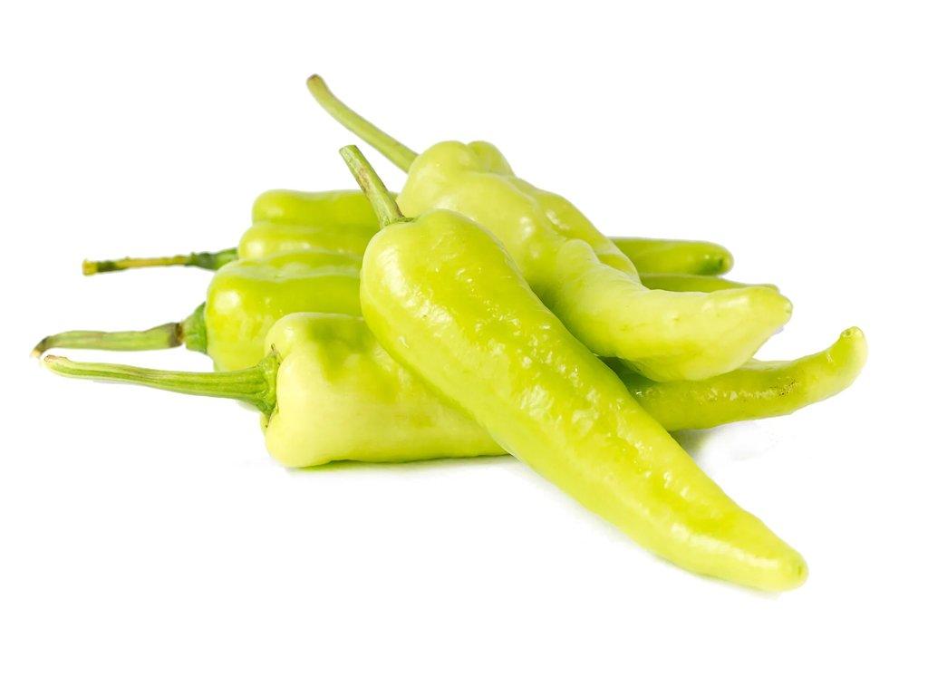 BIO Paprika zelená