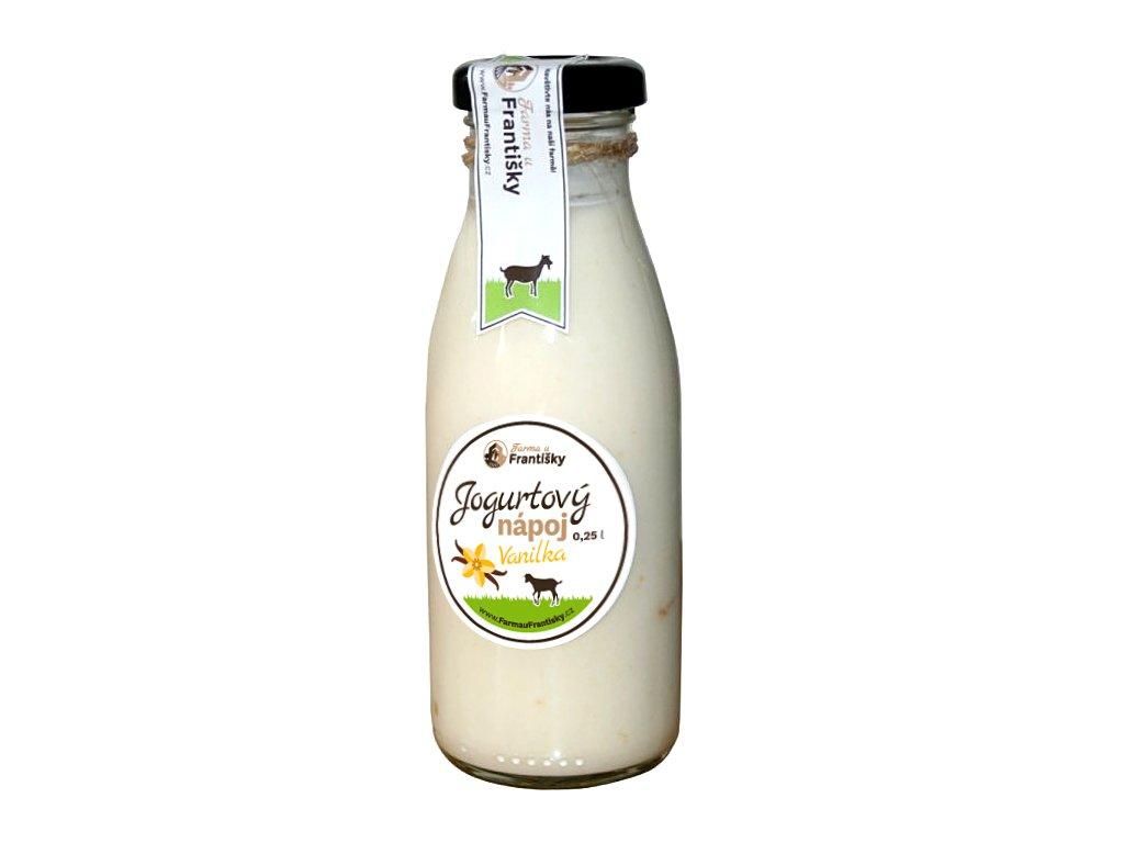 Jogurtový nápoj Vanilka