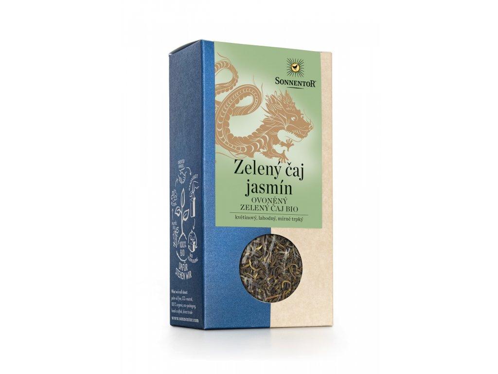 Zelený čaj - jasmín bio syp. 100g