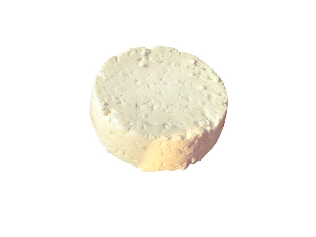 Čerstvý kozí sýr přírodní