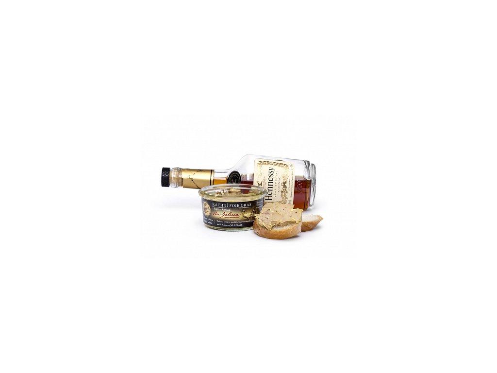 kachni foie gras