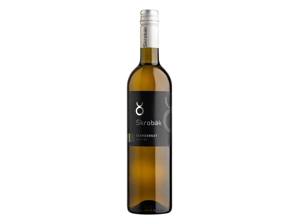 Vinařství Škrobák Chardonnay 2018 web