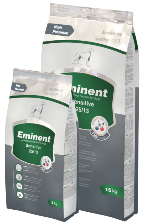 Eminent Sensitive - Granule, 15KG