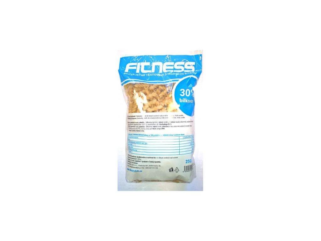 fitness testoviny
