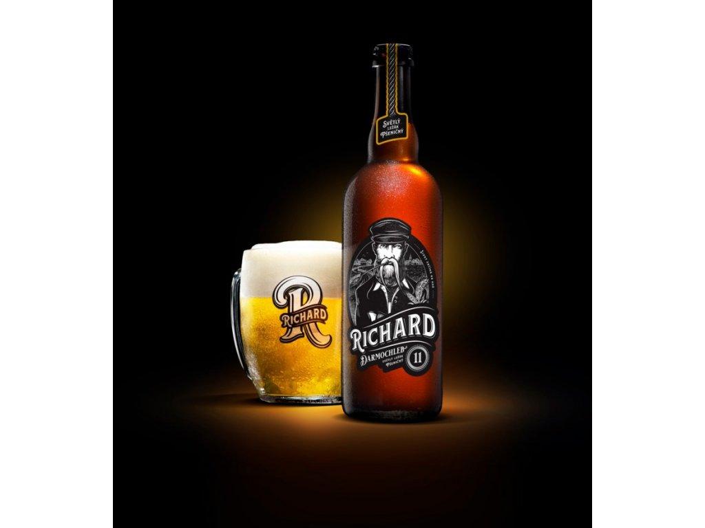 pivo richard darmochleb