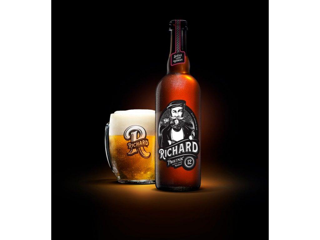 pivo richard proutnik