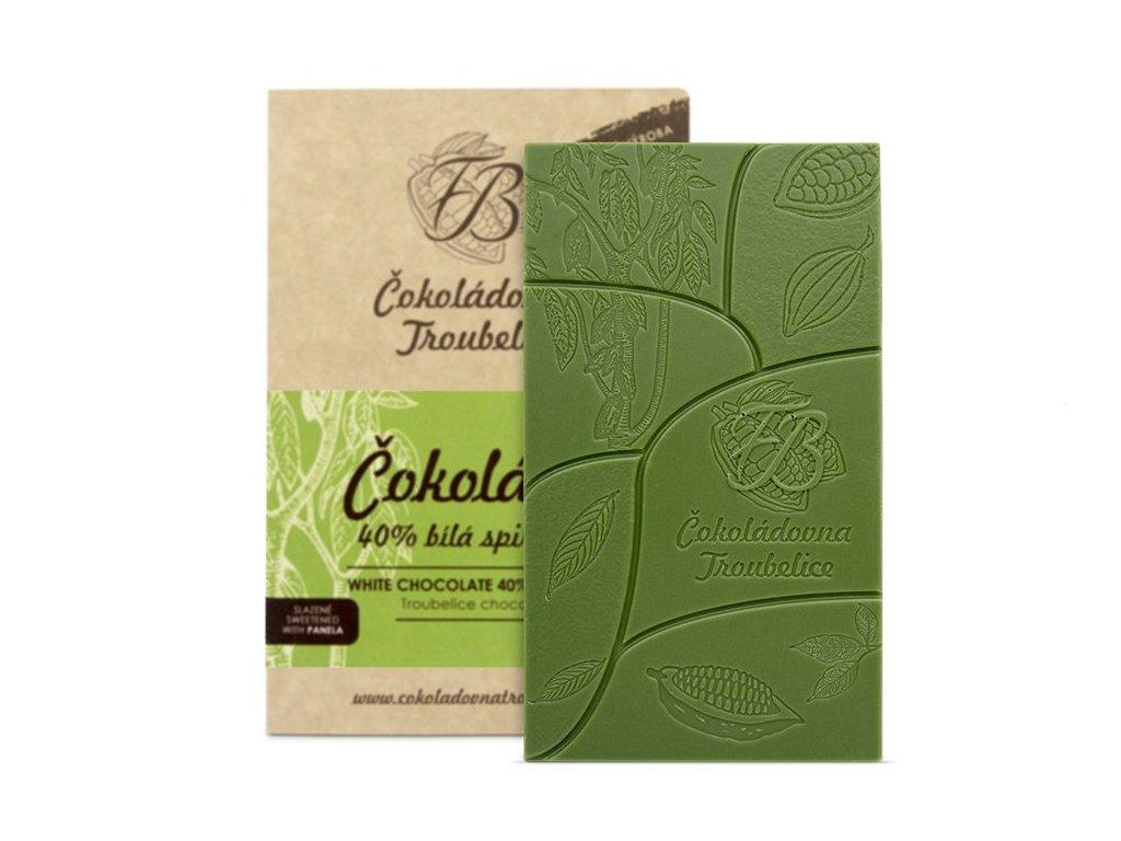 čokoláda zelená