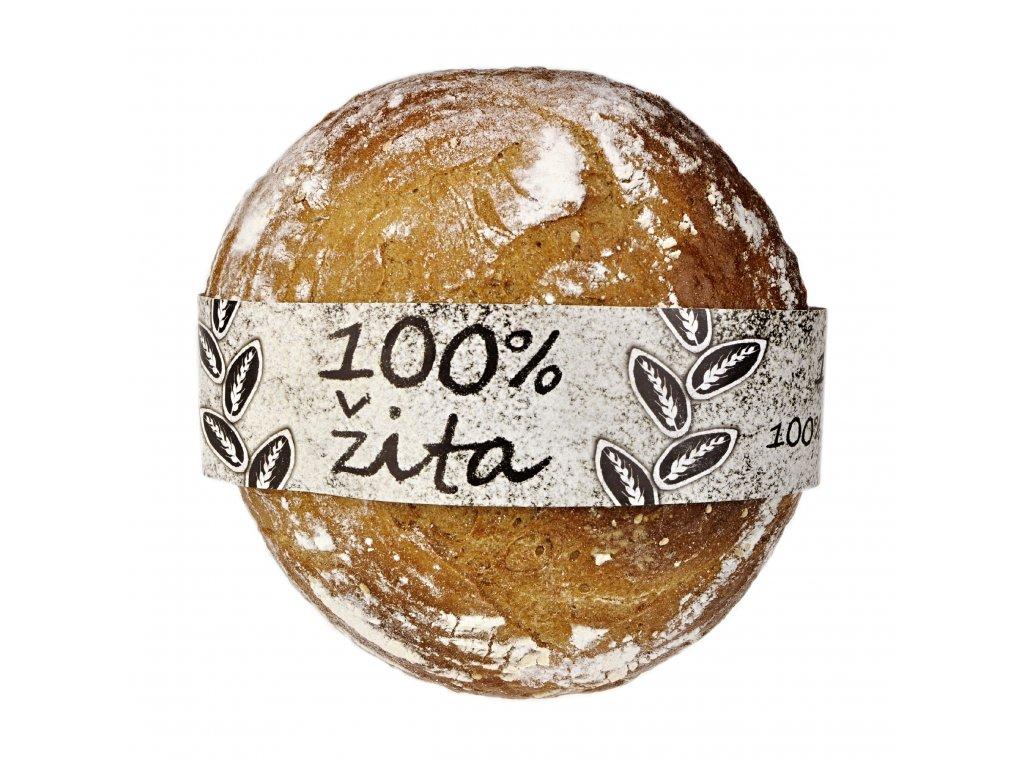 Chleb 100 zito
