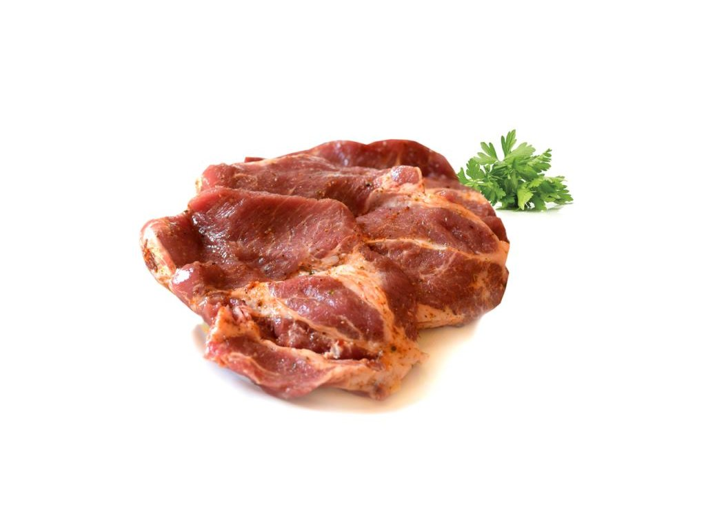 marinova veprova krkovice bk vak bal 0 5 kg kg