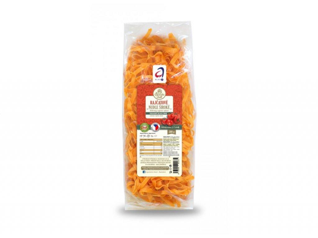 rajčatové nudle