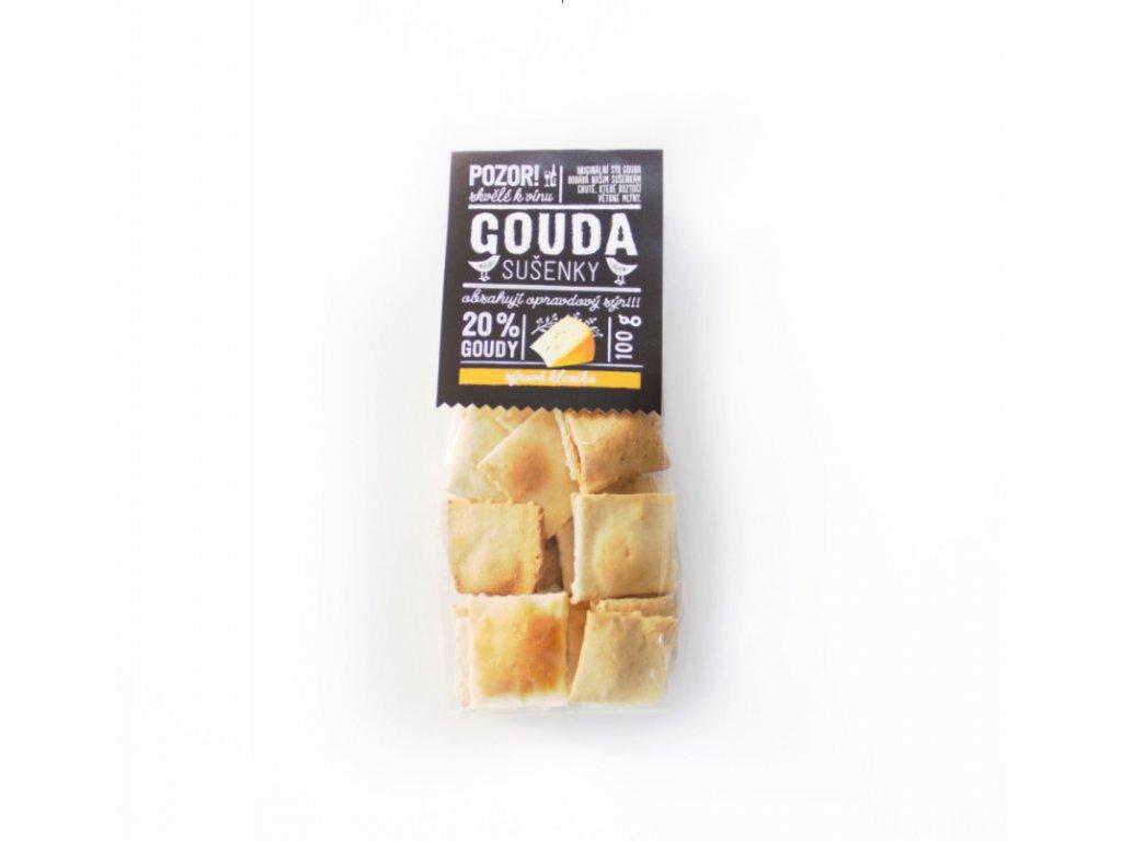 sušenky gouda