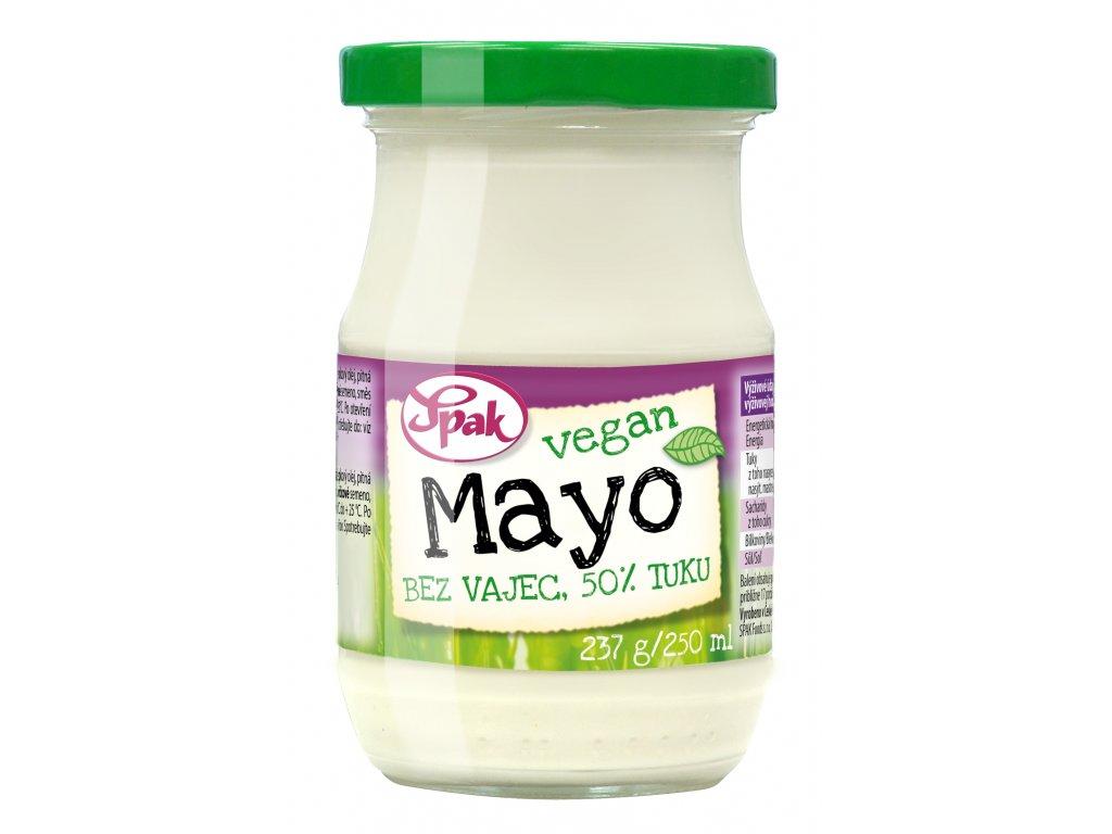 SPAK vegan mayo 250ml 20170726
