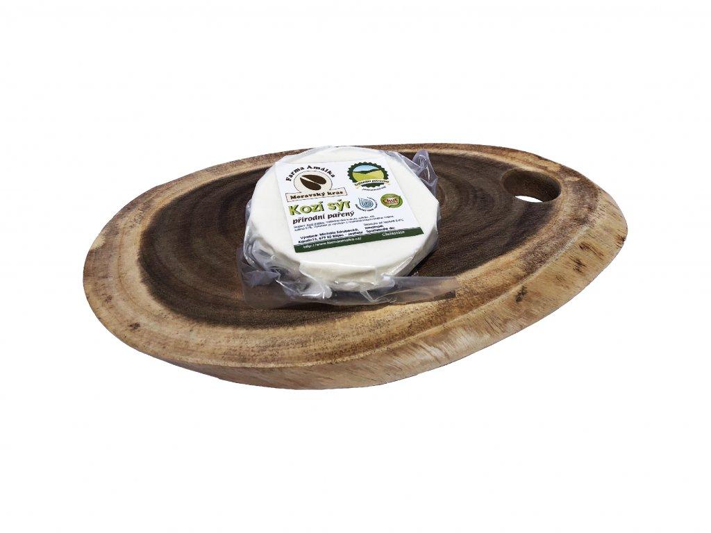 sýr kozí přírodní