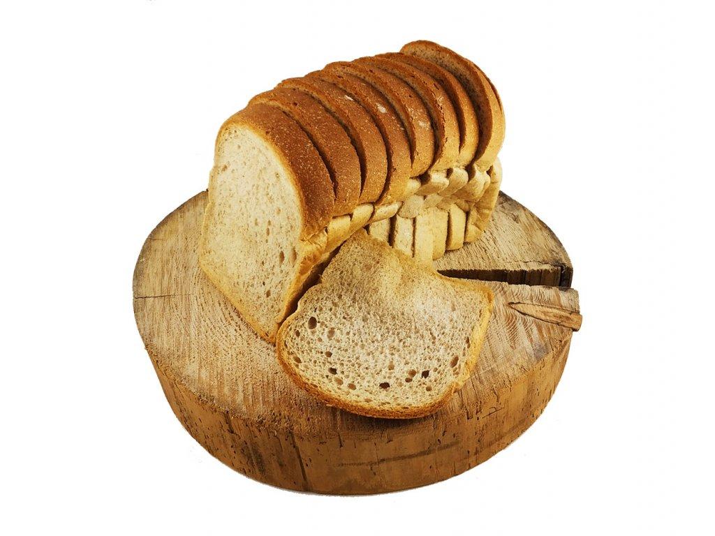 protein toast celý