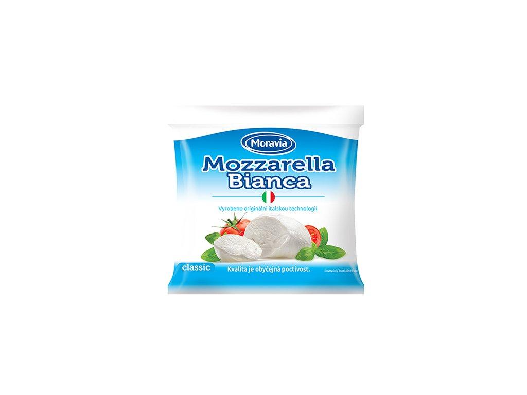 Mozzarella Bianka classic Moravia