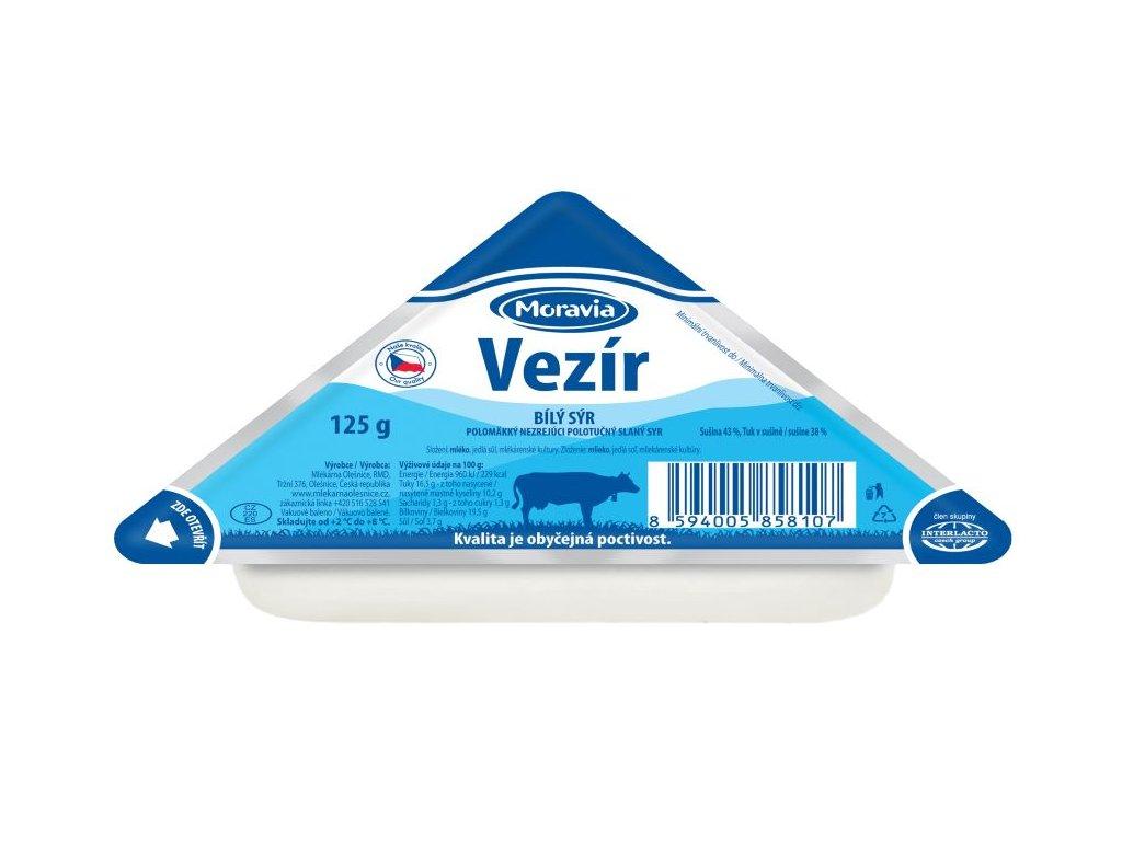 04 Mlekarna Olesnice Vezir 125 g