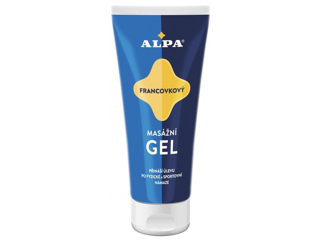 ALPA gel francovkový 100 ml