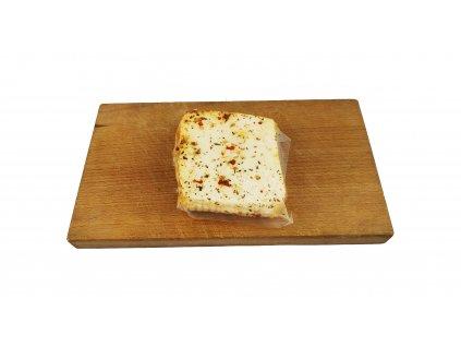 čerstvý farmářský sýr itálie
